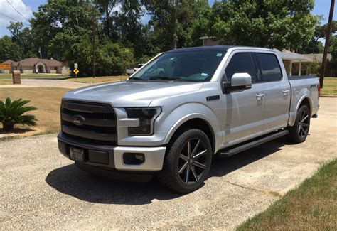 2014 Ford F150 V6 Ecoboost by Who Has A 2015 F 150 4x2 Supercrew W 2 7l V6 Ecoboost