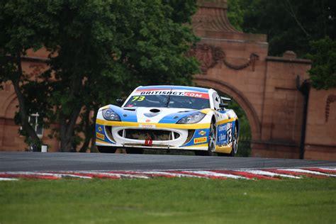 Team Parker Bentley Ends British Gt First Practice On Top