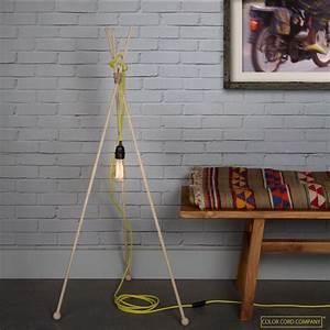 Diy, Floor, Lamps, U2013, 15, Simple, Ideas, That, Will, Brighten, Your, Home