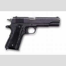 M1911a1 45 Caliber Automatic Pistol