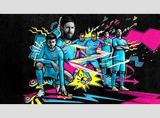 Barcelona 1718 Away Kit Released Footy Headlines