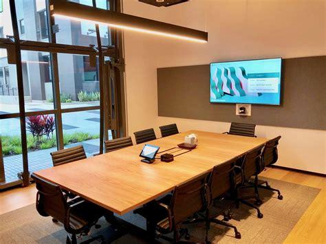 conference room design av