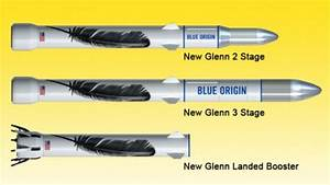 Jeff Bezos' Blue Origin takes on Elon Musk's SpaceX with ...