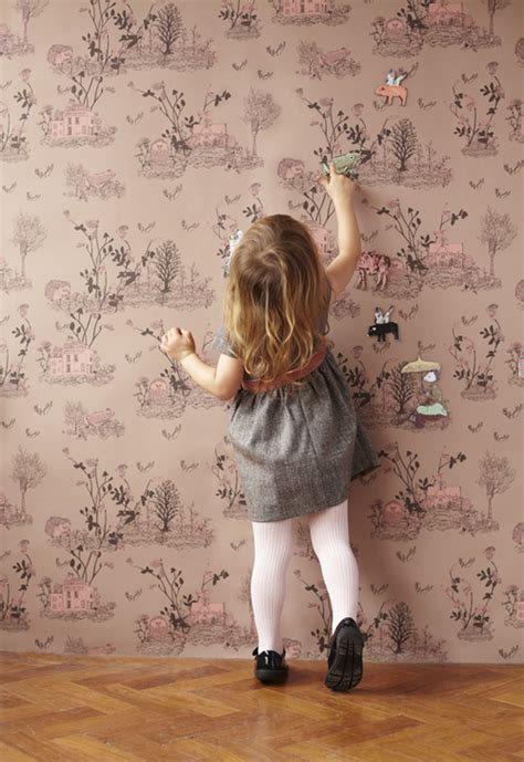 quirky wallpaper collection