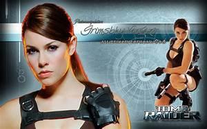 Lara Croft Alison Carroll by allseeingeyeofhorus on DeviantArt