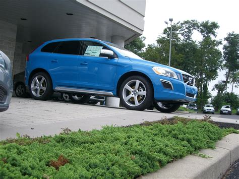 lehman volvo cars   rebelin rebel blue