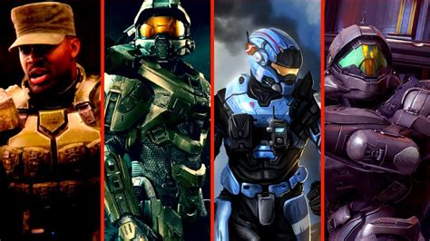 All Spartan Generations, Programs And Armor