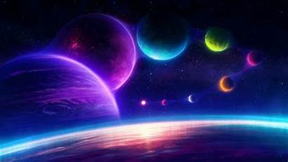 4k Planets Chill Colorful Scifi Wallpapers Universe