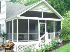 Planning Idea Free Screened Porch Plan Screened Porch Furniture Build Screened Front Porch Designs For Minimalist House