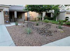 Desert Landscape Ideas For Front Yard Image to u