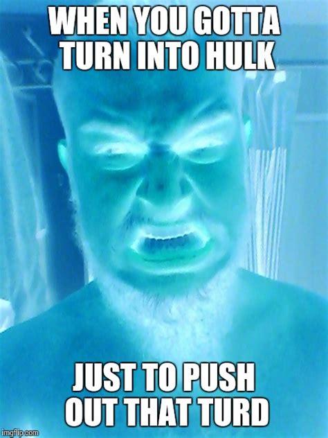 Turn Photo Into Meme - poopy hulk imgflip