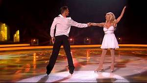 Dancing On Ice 2013 - Save Me Skate Pamela Anderson Routine 1