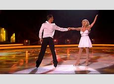 Dancing On Ice 2013 Save Me Skate Pamela Anderson
