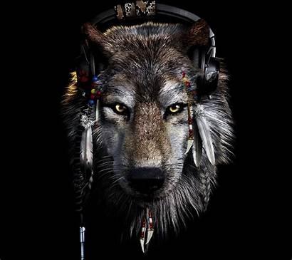 Wolf Indian Animal Wallpapers Spirit Native American