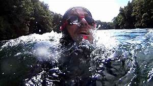 10 Miles Downriver  Swimming Gets Extreme