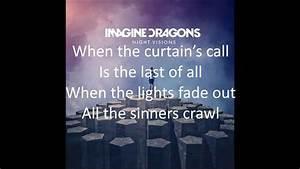 Imagine, Dragons, -, Demons, -, Lyrics