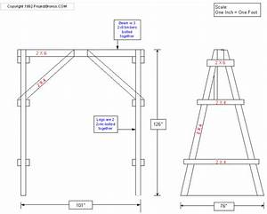 How To Make A Frame For A Hoist