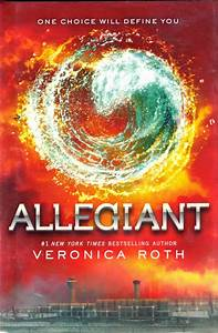 Review: Insurgent and Allegiant, by Veronica Roth | backlisted
