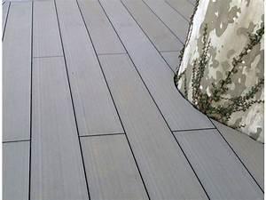 Lame De Terrasse Composite Longueur 4m : grande lame de terrasse en bois composite contact abri and co ~ Melissatoandfro.com Idées de Décoration
