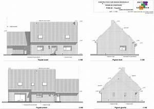 plans et permis de construire un exemple de permis de With exemple plan de maison 0 plans et permis de construire un exemple de permis de