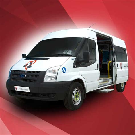 9/11 Seater Van Conversion - London Hire Ltd