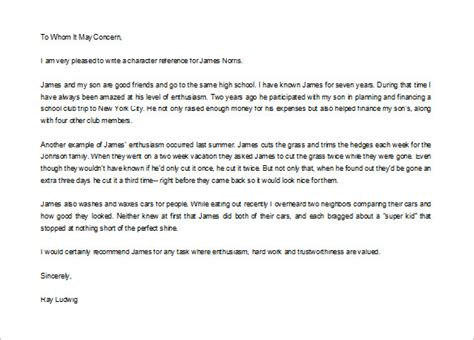 letter of recommendation for student employment letter of recommendation tomyumtumweb 13013
