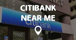 Citibank Near Me