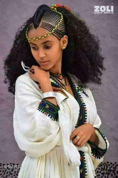 10 best haircuts for thin hair to look thicker. Ethiopian Bridal Hair ,Ethiopian hairstyle shuruba www.africanhairstyles.org   mohawk braid ...