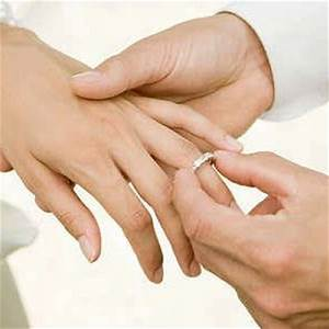 why the wedding ring is worn on the 4th finger of the left With which finger is your wedding ring finger