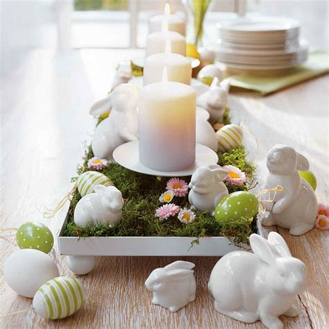 easy easter table decorations craftshady craftshady