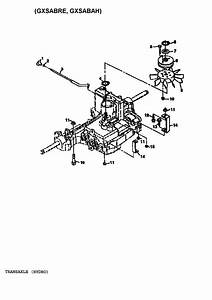 Sabre Model 1646 Wiring Diagram