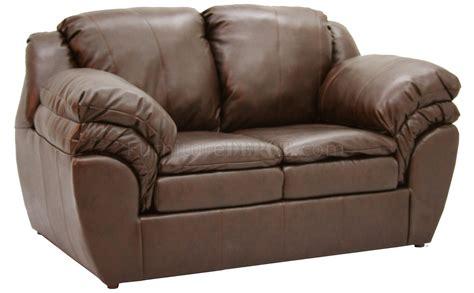 leather and fabric loveseat leather like sofa brown smokey leather like microfiber