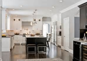 neutral kitchen ideas how to use floors to brighten your dull home