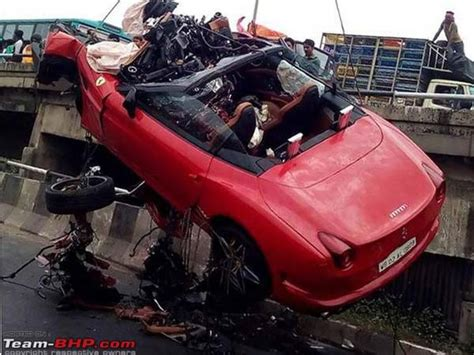 Kolkata ferrari crash tamal ghosal inerview on zee 24 ghanta. Ferrari Crashed In Kolkata: Driver Dead, Passenger Severely Injured - DriveSpark News