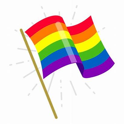 Flag Rainbow Arco Iris Transparent Bandera Svg