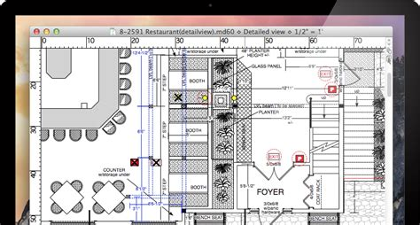 create your own floor plans free macdraft professional 2d cad for mac microspot ltd