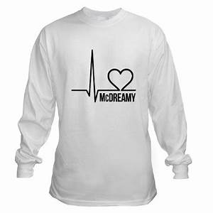 McDreamy Grey's Anatomy Long Sleeve T-Shirt | To be ...