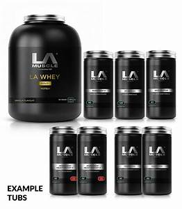 La Muscle Get Big Fast  Special Offer