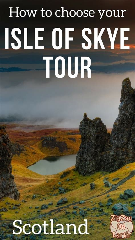 How To Choose Your Isle Of Skye Tour Tips Options