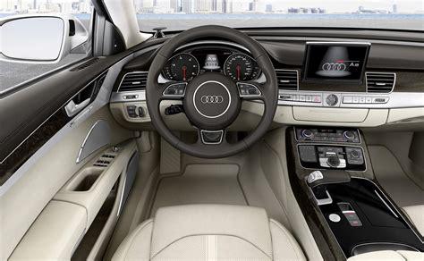 Interior Of The 2018 Audi A8 Indian Autos Blog