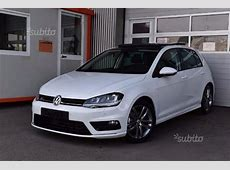 Sold VW Golf VII 20 Tdi R Line Xe used cars for sale