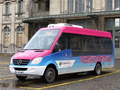 mercedes st omer trans phototh 232 que autobus mercedes sprinter city 65 casobus omer