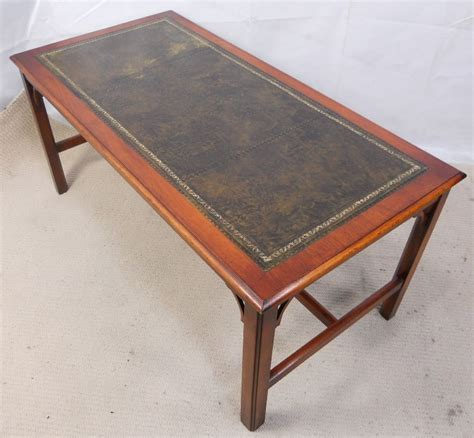 leather top coffee table coffee tables ideas top leather top coffee table antique