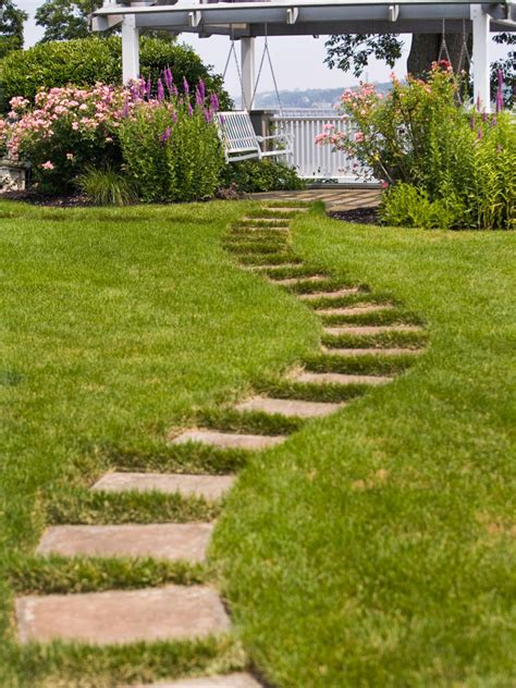 backyard walkway 10 stunning landscape ideas for a sloped yard page 6 of 11 how to build it