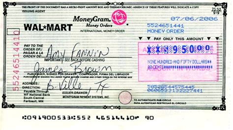 Money Order Walmart Fake Money Orders End Up In Morehead Local News