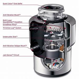 Insinkerator Excel Garbage Disposal
