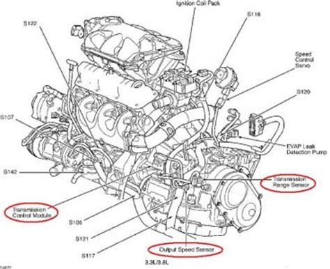 2002 Town And Country Transmission Diagram by 2001 Chrysler Town And Country Transmission Issue I M