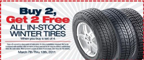 Buy 2 Get 2 Free On All Firestone Winter Tires