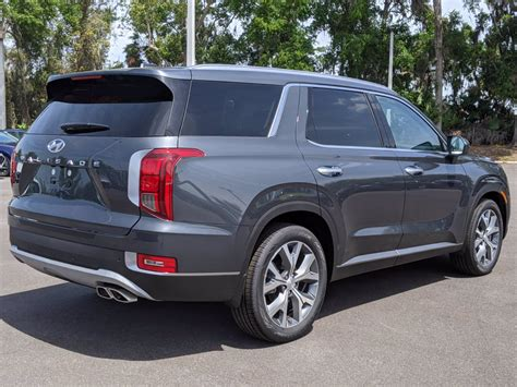 Interested in the hyundai palisade, but don't know if the se, sel or limited is right for you? New 2020 Hyundai Palisade SEL Sport Utility in Sanford # ...