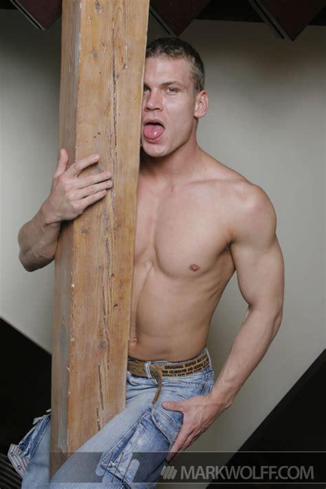 Gay Muscle Hunk Drago Lembeck Huge Gay Bodybuilders